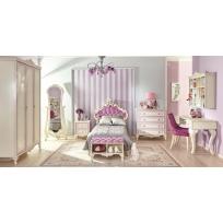 Barock Kinderzimmer Marquisa 8-Teilig