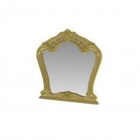 Barock Spiegel Remo in Gold Hochglanz