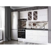Кухонный гарнитур Бьянка 19 (ширина 200 см)