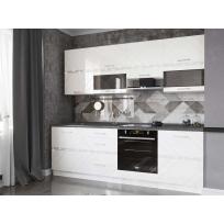 Кухонный гарнитур Бьянка 27 (ширина 240 см)