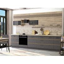 Кухонный гарнитур Бруклин 3 (ширина 320 см)