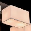 Hängeleuchte, Anthrazit+Chrom/Metalll +Akryl/Akryl 8*40W E14 2700K, 101011308