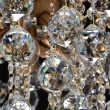 Deckenleuchte, Honig Messingfarbe / Metall Kristall 8*60W E14, 232016808