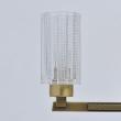 Deckenleuchte, Brass/Metal Transparent/Glass 8*40W E14, 285011708