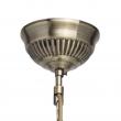 Hängeleuchte, Antique Brass Color / Metal Crystal/Glass 5*60W E27, 347019105