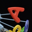 Deckenleuchte, Mehrfarbig/Metal Plastik 5*40W E14, 365013705