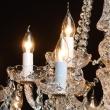 Kronleuchte, Franzoesische Goldfarbe / Metall Messing Kristall/Glas 18*60W E14, 367012918