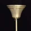 Hängeleuchte, Antik Messing Farbe / Metal Kristall 5*60W E14, 371011605