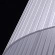 Stehleuchte, Matt Weiss + Gold Gebuerstet / Metall Lampenschirm 1*40W E27, 421044701