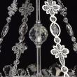 Hängeleuchte, Chrom/Metall Glasklar/Glas Glasklar/Kristall 12*40 W E14 2700K, 447010912