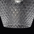Hängeleuchte, Antique Brass Color / Metal Glass 1*60W E27, 481012001