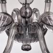 Hängeleuchte, Chrome Color / Metal Smoky Grey /Glass 8*60W E14 Ip20 2700–Ö, 483012508