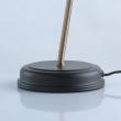 Tischleuchte, Matt Black/Metal Honey Brass/Metal 1*7W E14, 551031701
