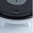Tischleuchte, White/Acrylic Blackl/Acrylic 12W Led 3000K 720Lm Qi Wireless Charger, 631035901