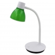 Tischleuchte, White/Metal Green/Acrylic 4 2W Led 4000K 250 Lm, 631036101