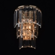 Wandleuchte, Gold/Metal Transparent/Crystal 1*60W E14, 642022701