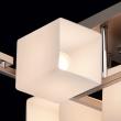 Deckenleuchte, Pearlen Chrome Farbe / Metall Glas 5*60W E14, 673012005