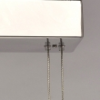 Hängeleuchte, Chrome Color /Stainless Steel Aluminium Frosted Acrylic/Lampshade 3*10W Led Smd 2400Lm 3000K Led Included Ip20 Lift, 675012901