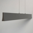 Hängeleuchte, Grey With Brushed Line/Metal Frost/Acrylic 48W+2*5W Led 3000K Leds Installed, 675013403