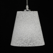 Hängeleuchte, Chrome/Metal White/Acrylic 1*60W E27 2700K, 703010601