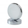 Tischleuchte, Chrome/Metal+Aluminum White/Acrylic 1*10W Led 3000K, 706030701