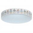 Hängeleuchte, White/Metal White/Acrylic 50W Led 3000-6000K Remote Control, 716010101