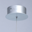 Hängeleuchte, Alluminum/Metal Frosted/Glass Acrylic 6W Led 3000K 550 Lm, 730010101