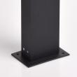 Stehleuchte, Black/Metal Wihte/Acrylic 1*6W Led Smd 540Lm 4000K Ip44, 803041101