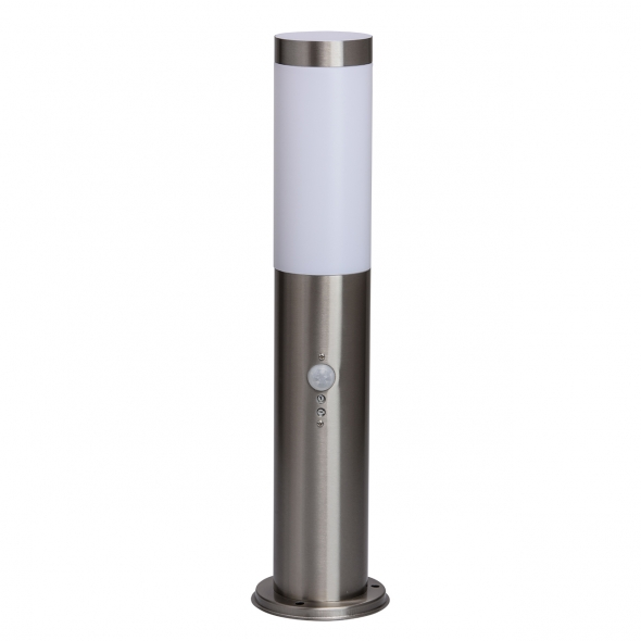 Stehleuchte, Chrome Color / Metal (Stainless Steel) Acrilyc 1*40W E27 Ip44, 809041101