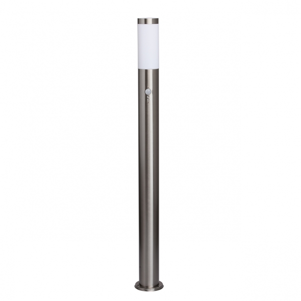 Stehleuchte, Chrome Color / Metal (Stainless Steel) Acrilyc 1*40W E27 Ip44, 809041201