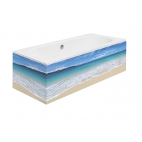 Панель для ванны/экран под ванну Океанский бриз