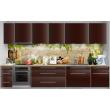 Кухонная/стеновая панель Виноградник, АБС- пластик