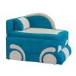 Кресло-кровать с выдвижным коробом для белья Машинка