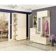Угловой набор мебели для прихожей Тиффани 5 (ширина 122х150 см)