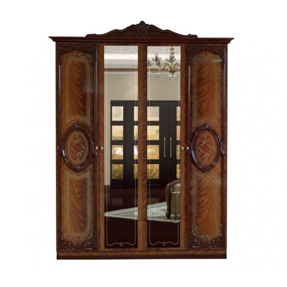 """Шкаф 4-х дверный """"Кармен"""" выставочный образец!"""