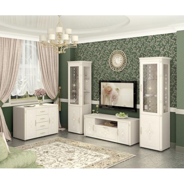 Набор мебели для гостиной Венеция 7 (ширина 120х280 см)