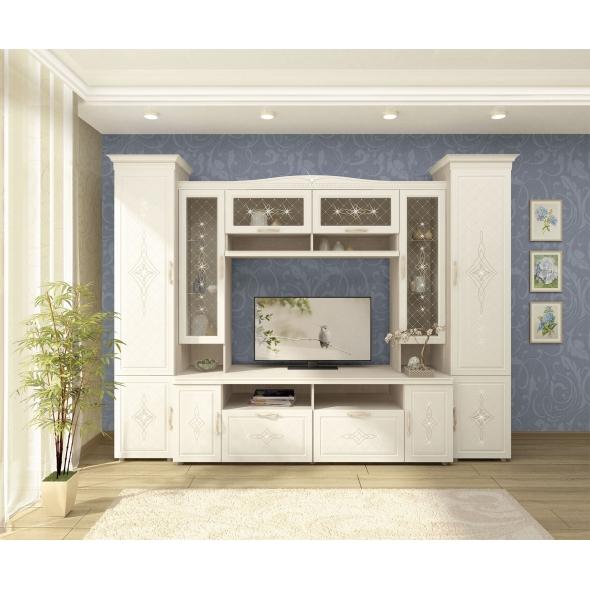 Набор мебели для гостиной Венеция 4 (ширина 288 см)