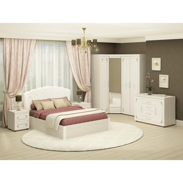 Спальный гарнитур Версаль 4, кровать с подъемным механизмом