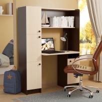 Письменный стол с надстройкой  Омега-2