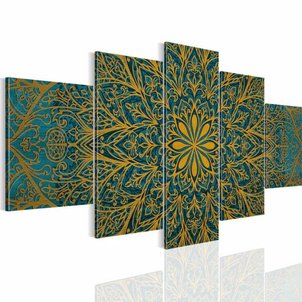 "Картина 5-и предметная ""Абстракт"" 150x75 / 200х100 см"
