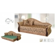 Диван-кровать 3-х местный  Fokus, с коробом для белья