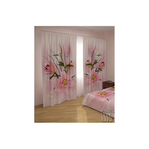 3-D Фото шторы - Принцесса