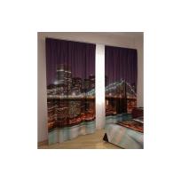 3-D Фото шторы - Бруклинский мост