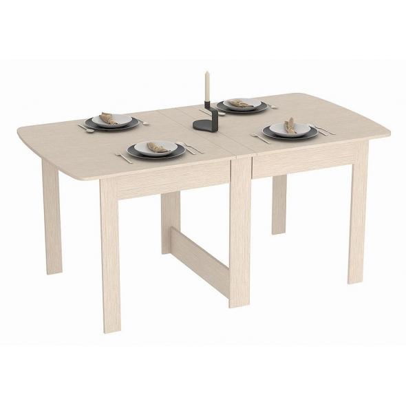 Раскладной стол CK-1 Дуб белёный